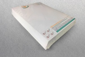 Film fardelage biocompostable papier entete